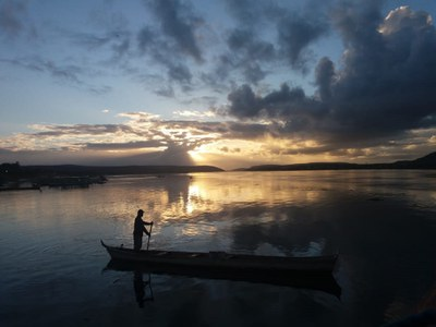 3º dia da Expedição Científica do Rio São Francisco