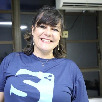 Ana Paula fala sobre o portal do Sibi Ufal
