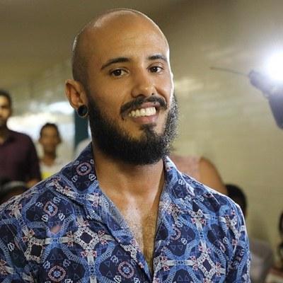 Cauê Assis, estudante de Psicologia, foi um dos idealizadores do Espaço Trans do HU Ufal