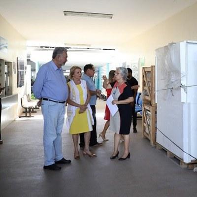 Deputado Federal Paulão fala sobre a importância do Hospital Universitário