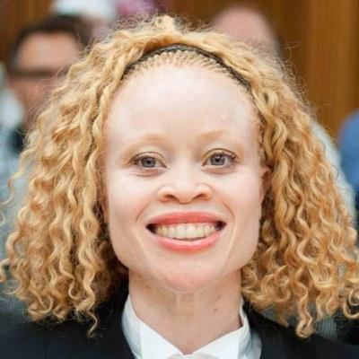 Especialista da ONU sobre Albinismo visita Alagoas