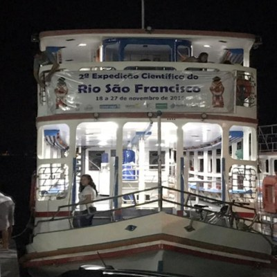 Expedição no Rio São Francisco - 1