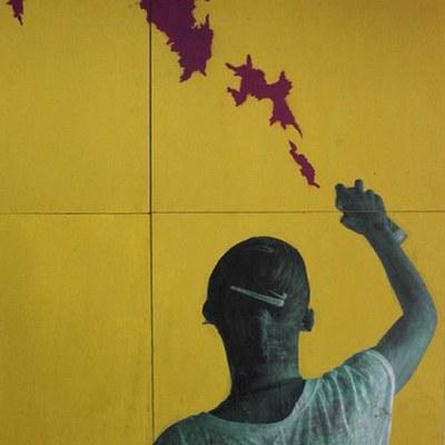 Grafitagem na Ufal
