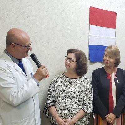 Inauguração do  Instituto de Habilidades Multidisciplinar em Microbiota Intestinal (InHaMMI)
