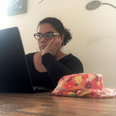 Lídia Ramires apresenta pesquisa sobre assédio às mulheres na reportagem esportiva