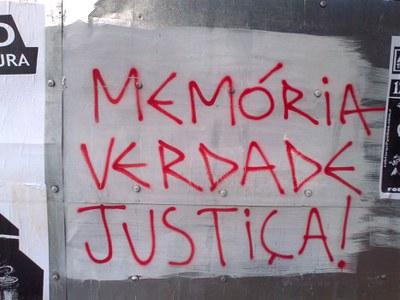 Professor Adriano Nascimento convida para debate com o tema Memória, Verdade e Justiça