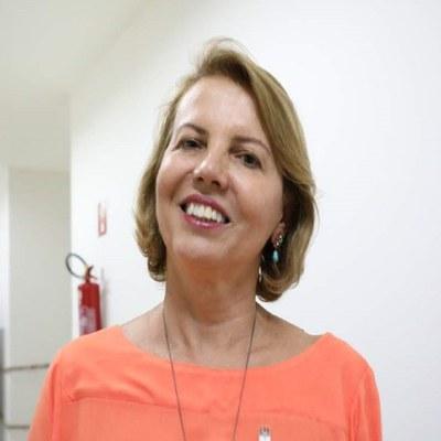 Reitora Valéria Correia fala sobre o novo portal do Sibi