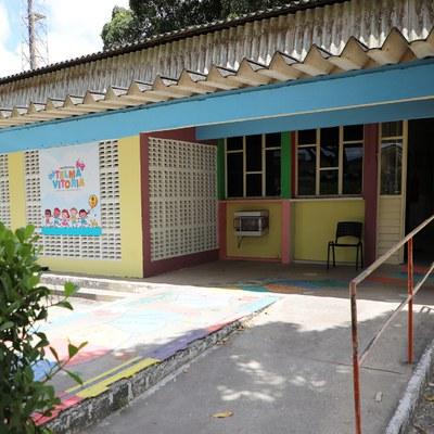 Unidade de Educação Infantil profª. Telma Vitória celebra o fim de ano